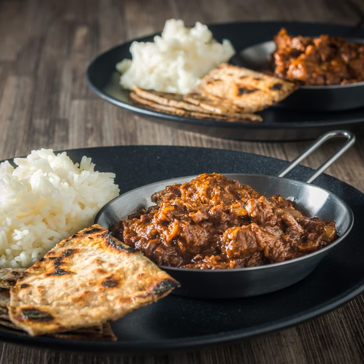 A Madras curry in the UK has a reputation of being somewhat of a one trick pony, a real fiery beast and not a lot else... However my lamb Madras curry has a little more about it but it certainly retains a fierce heat from both our own dried chili (cayenne) and