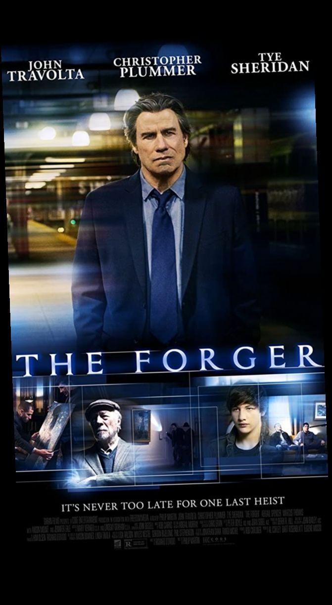 The Forger Il Falsario Film Completo Hd Streaming Italiano The Forger John Travolta New Movies
