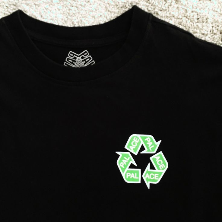 Palace recycle tee
