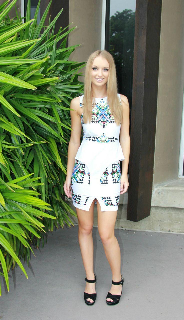Our pilotto dress #dress #fashion #houseofharli #loveit