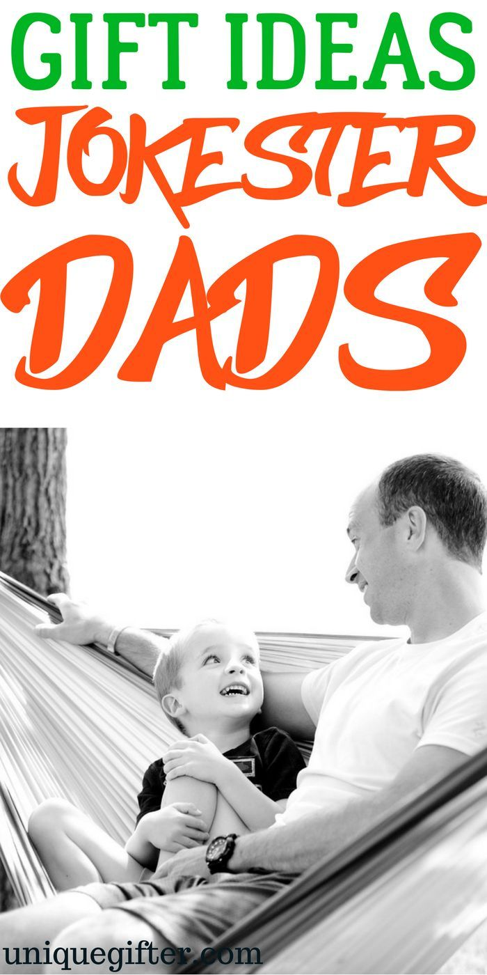 20 Gift Ideas for Jokster Dads | Gift Ideas | Pinterest | Gifts ...
