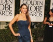 Sofia Vergara at the 2012 Golden Globes. The bottom of this dress is stunning. (I wish she was dripping in more jewels.)