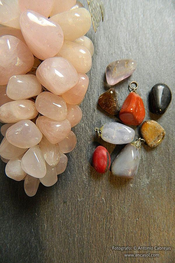 Foto catálogo piedras y minerales