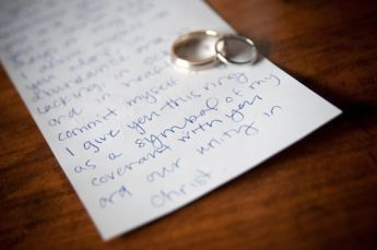 6 Tips for Writing Wedding Vows