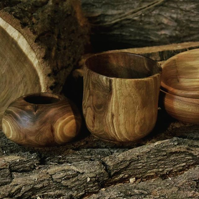 #woodengarage #wood #woodworking #woodturning#earmycraft#handmade #bowls