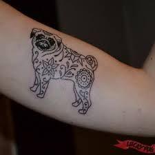 the 25 best pug tattoo ideas on pinterest pug pug art and pugs. Black Bedroom Furniture Sets. Home Design Ideas