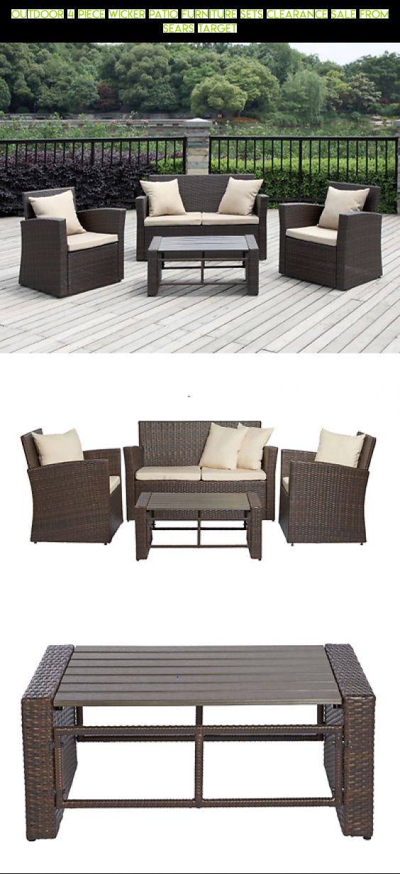 Best + Wicker patio furniture clearance ideas on Pinterest