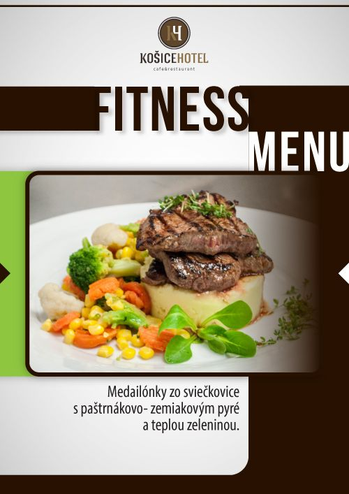 Fitness menu #food