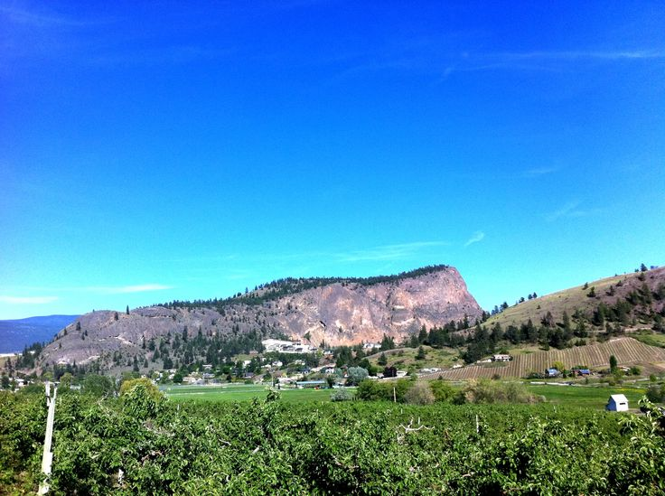 How about a hike up Giants Head Mountain in Summerland?