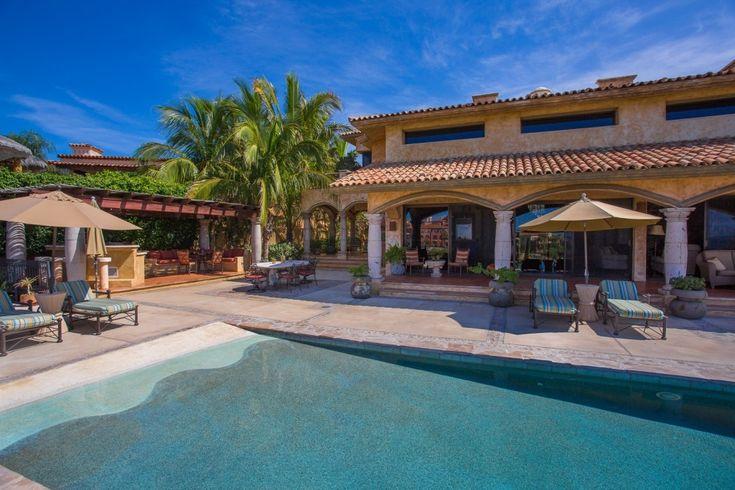 Villa Miguel -- Cabo del Sol #LuxuryTravel www.lujure.ca