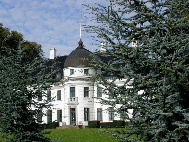 Bernstorff Slot.Denmark
