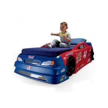Patut multifunctional in forma de Masina sport pentru copii