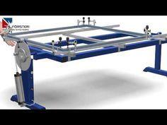 frame welding fixture - (weld jig / welding table) - 4300 (english) - YouTube