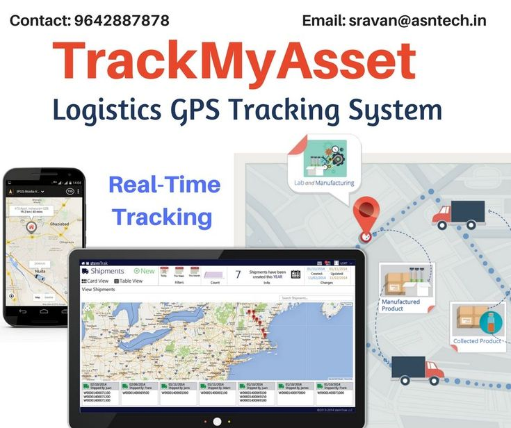 TrackMyAsset providing GPS Tracking System for Logistics Vehicles  We offer End-to-End GPS Tracking Solution for Logistic Companies with Advanced Features Enabled in Web and Mobile Application with User-Friendly Interface  Features of TrackMyAsset Logistics Tracking System:  Real-Time Tracking of Vehicles Geo-Fence Alerts Increase in Vehicle/Driver Efficiency Locate your Vehicle/Truck Remotely Vehicle Usage Optimisation Over Speed Alerts No of Trips Taken http://www.trackmyasset.in…
