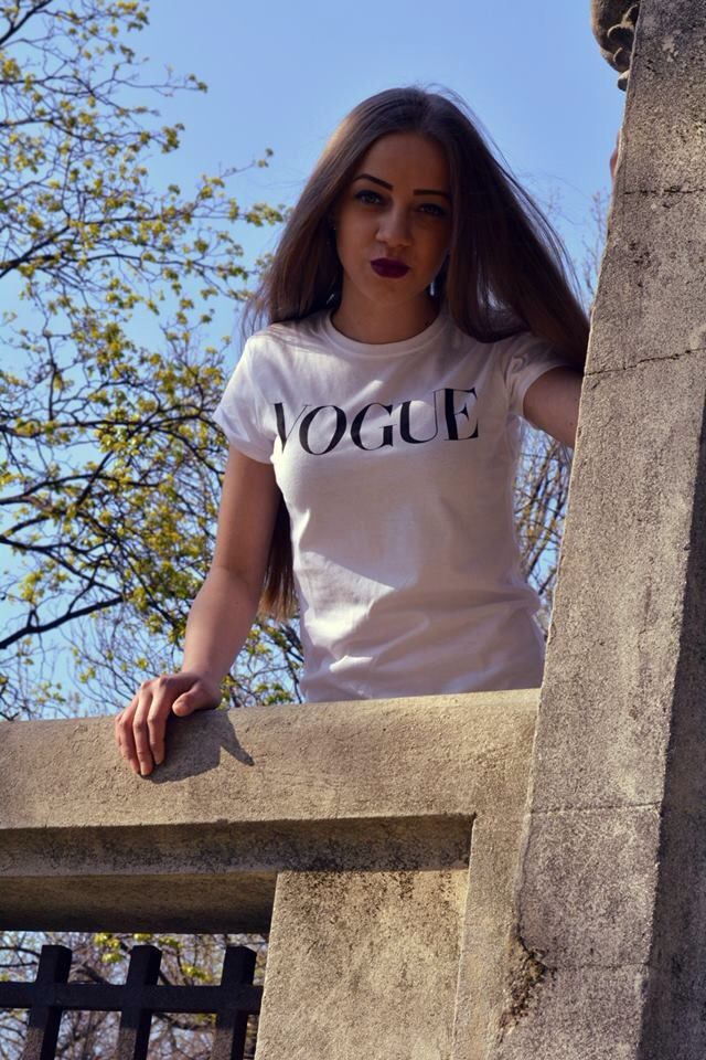 Love vogue t-shirt!❤️