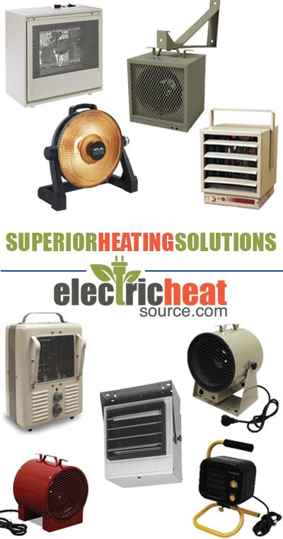 Superior Workshop And Garage Heater Solutions From