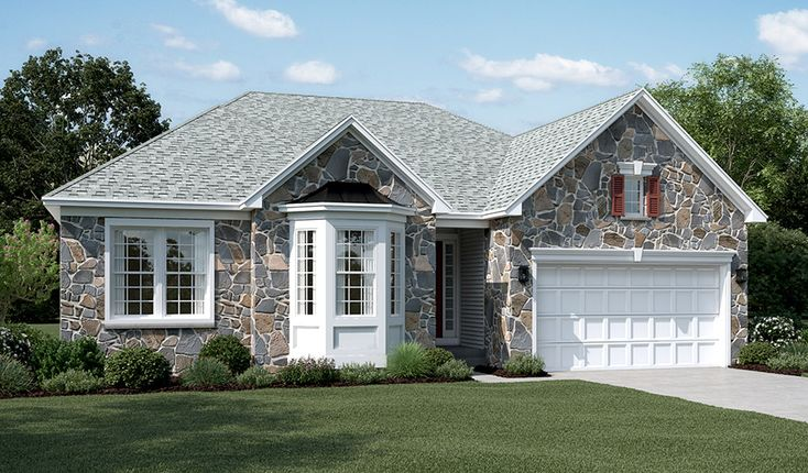 527 best house plans images on pinterest house floor for Richmond homes ranch floor plans