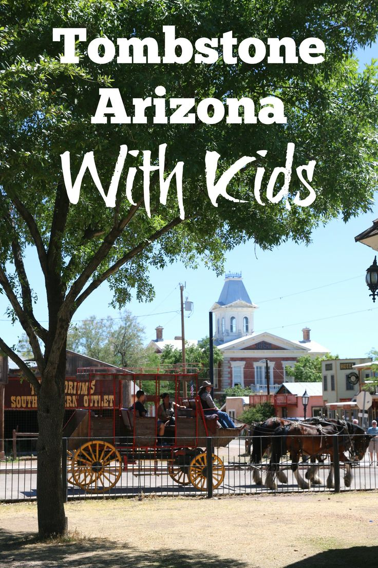Tombstone Arizona Guide With Kids!   Have you been to Tombstone before? We explored the area, and then experienced our first little rodeo! It was a good day on the dude ranch!