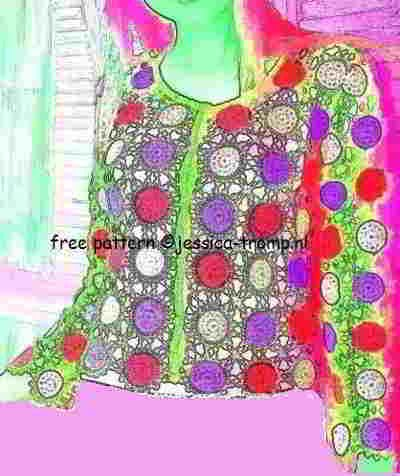 Crochet Pattern Central - Free Women's Clothing Crochet