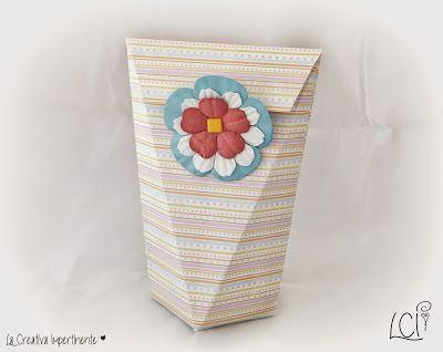 tutorial per scatoline regalo, gift box tutorial