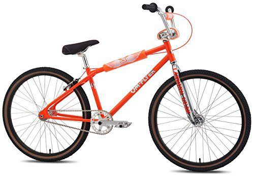 SE Om Flyer 26 BMX Bike Orange 26in Mens - http://www.bicyclestoredirect.com/se-om-flyer-26-bmx-bike-orange-26in-mens/