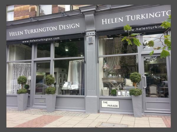 Our New Shop Front Clapham London Shop Decor