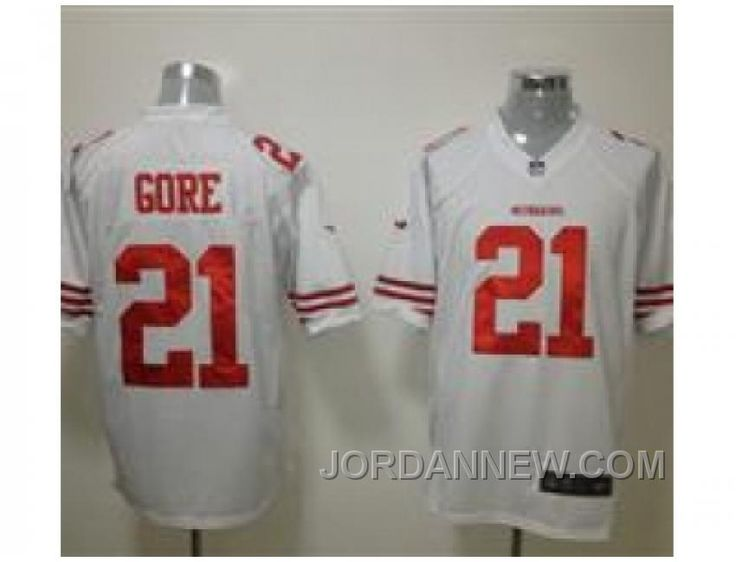http://www.jordannew.com/nike-nfl-san-francisco-49ers-21-frank-gore-white-game-jerseys-christmas-deals.html NIKE NFL SAN FRANCISCO 49ERS #21 FRANK GORE WHITE GAME JERSEYS FOR SALE Only $23.00 , Free Shipping!