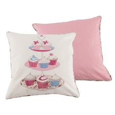 Cupcakes Cushion #PinItToWinIt #comp #dunelm #cushion