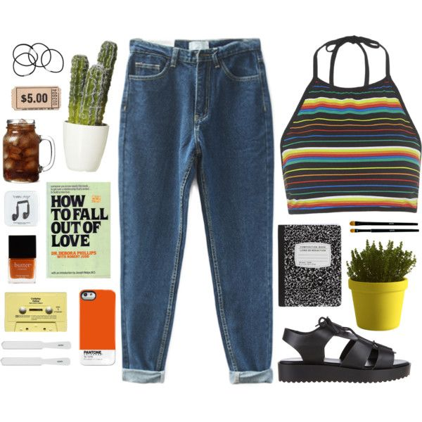 Mess by liv-vic on Polyvore featuring Motel, Soles, Case Scenario, H&M, J.Crew, Butter London, Muuto, She's So, CASSETTE and beoriginal