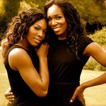 The Williams Sisters.....