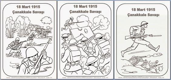 Bu sene 18 Mart Çanakkale Zaferimizin 100.yıl dönümünü kutluyoruz.   Çeşitli yerlerde o güne özel programlar, kutlama planları var.    ...