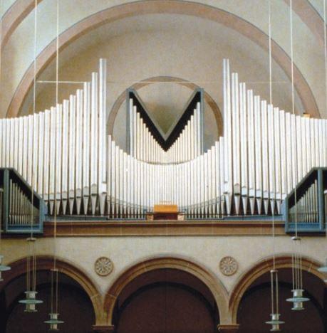 Pforzheim, St. Franziskus – Organ index, die freie Orgeldatenbank