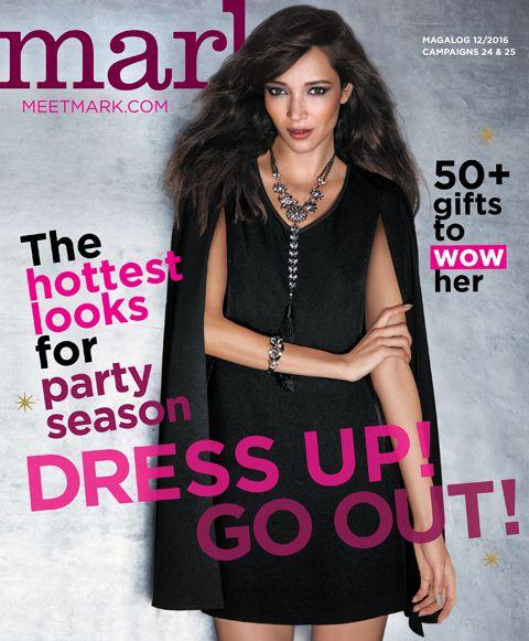 Avon Mark Catalog Campaign 24 - 25 2016 - Hottest Looks for Party Season https://mbertsch.avonrepresentative.com #fashion  #avonfashion #avonmark