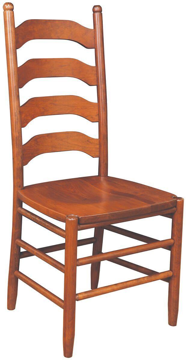 Colonie Ladder Back Kitchen Chairs