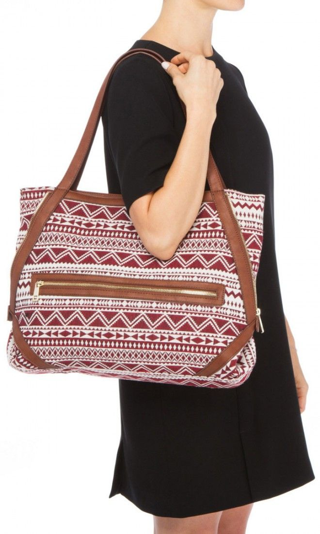 great big beach bag – also available in blue