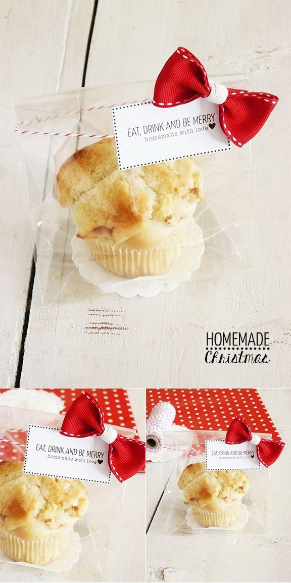 Ghirlanda di Popcorn: #12 : Homemade Christmas #3: Muffin