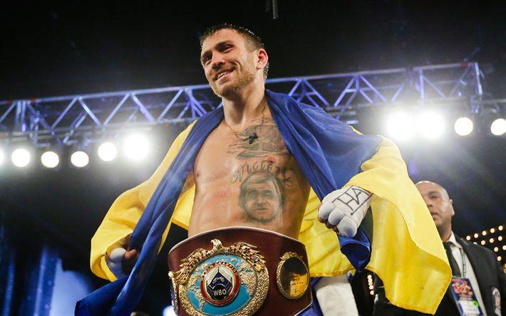 Lataa kuva Vasily Lomachenko, nyrkkeily, Ukrainan nyrkkeilijä, Hi-Tech, Ukraina, maailmanmestari