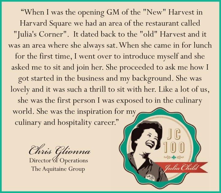 Julia Child S Favorite Restaurant In Boston