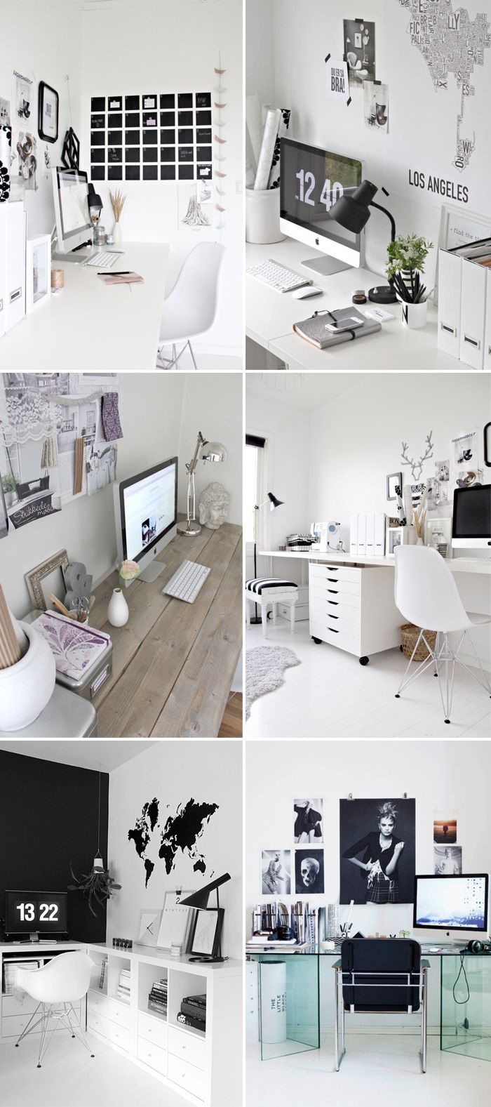 After Style Comes Fashion: Interior - office inspiration