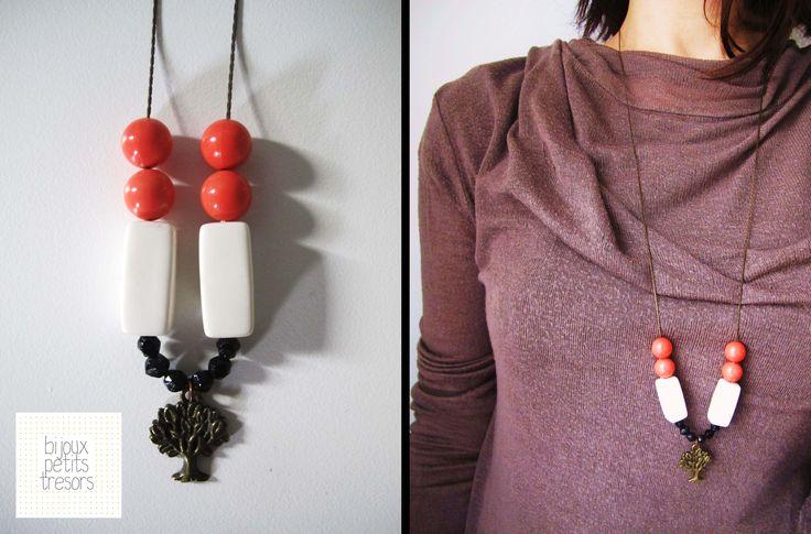 necklace - tree