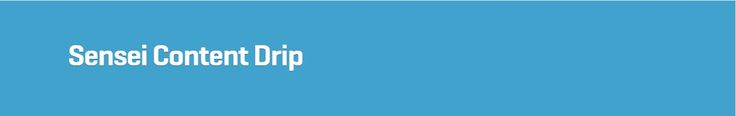 WooCommerce Sensei Drip Content Plugin 1.0.5