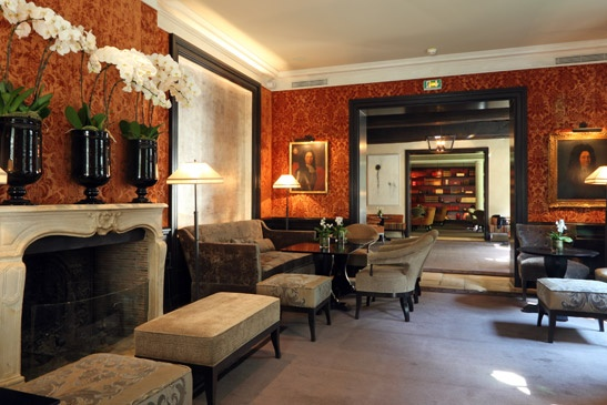 → PAVILLON DE LA REINE PARIS - LUXURY SPA HOTEL PARIS