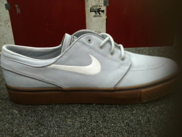 Nike SB Stefan Janoski Low-White-Gum (Wiosna 2013)-Preview: Itid Wear, Nike Sb