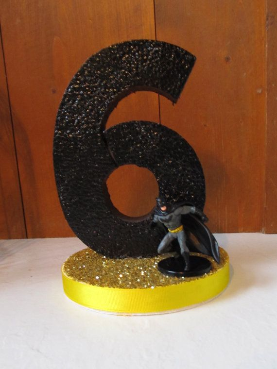 $6.50 etsy Batman Super Hero Themed Birthday Party by PartyStylingsofMandy
