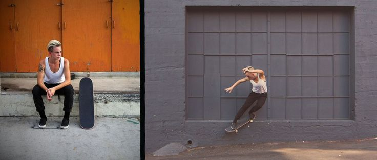 Lacey Baker | Meow Skateboards
