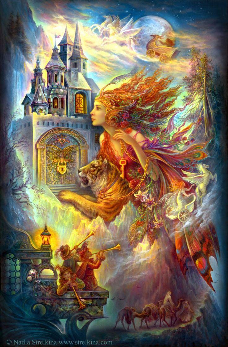 Fairy key by Fantasy-fairy-angel.deviantart.com