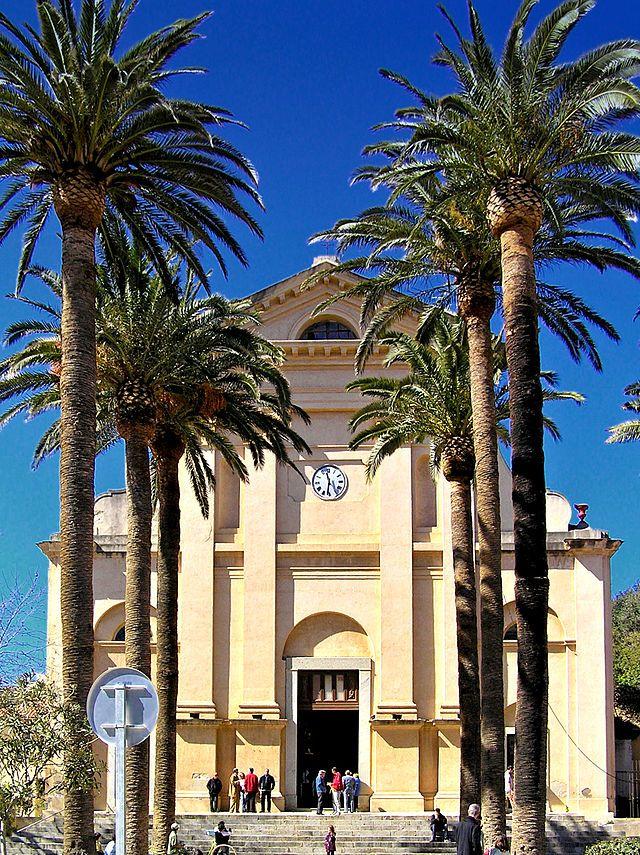 L'Île-Rousse (Corse) - Église paroissiale de l'Immaculée Conception de Marie