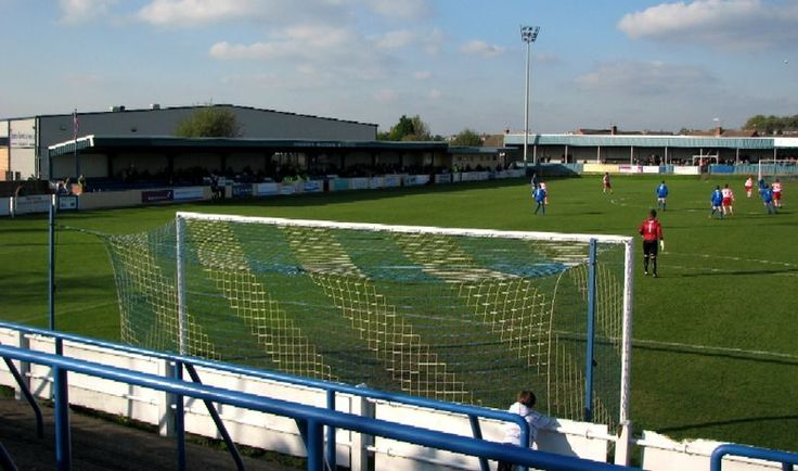 The Grove - home to Halesowen Town FC