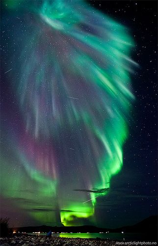 I've always wanted to see the northern lights!!