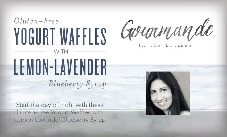 Mom was right! Breakfast really is the most important meal of the day. Packed with complex carbohydrates, protein, and wholesome ingredients, these Gluten-Free Yogurt Waffles are just the thing to keep you full and focused throughout your morning. And what are waffles without syrup? With pure Vitality™ essential oils and real blueberries, our ...